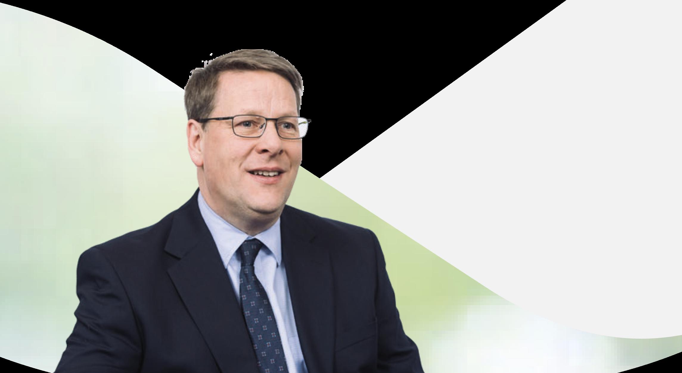 David Miles, CEO Mears Group PLC