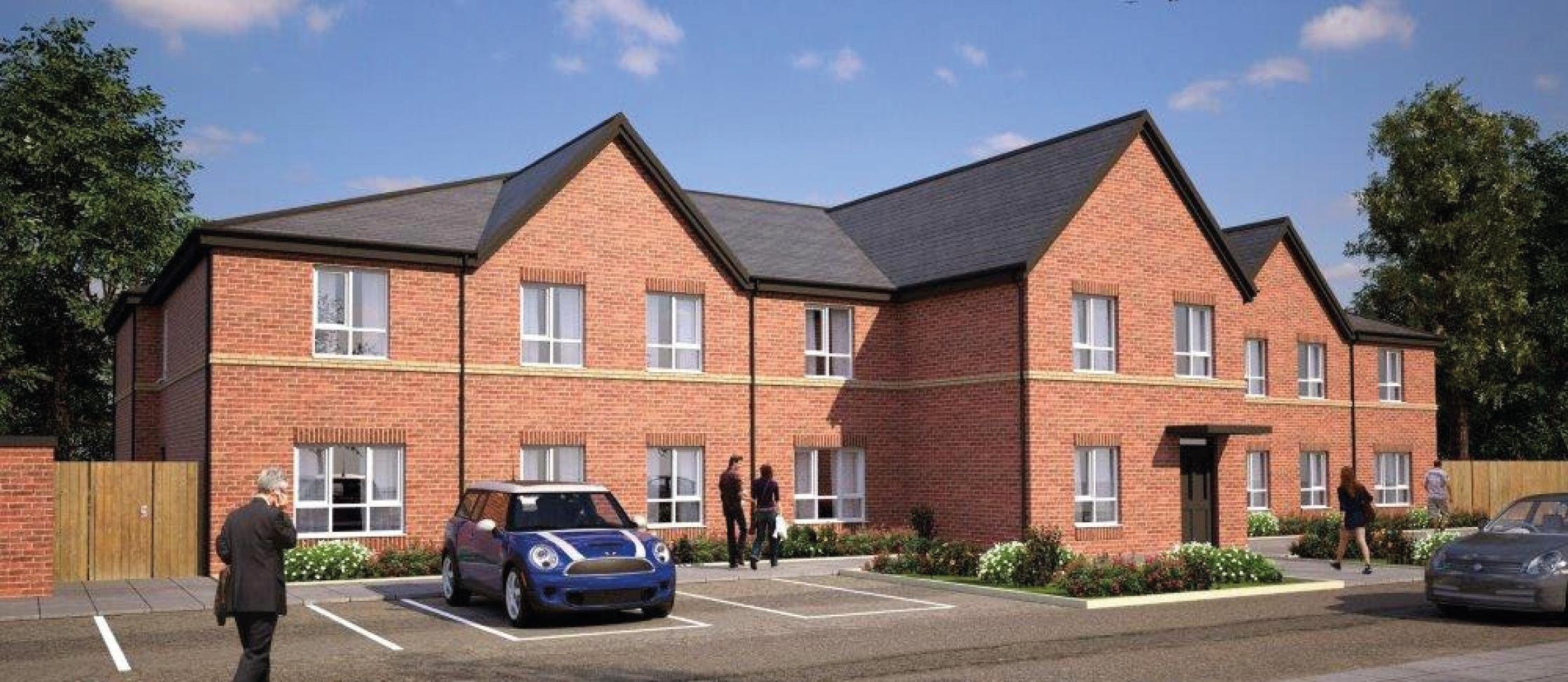 Mears was appointed to build 'The Hollies', a brand new supported housing scheme in partnership with Bolton Council and HB Villages.