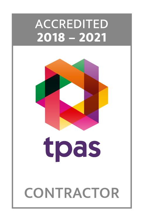 TPAS Contractor Accreditation