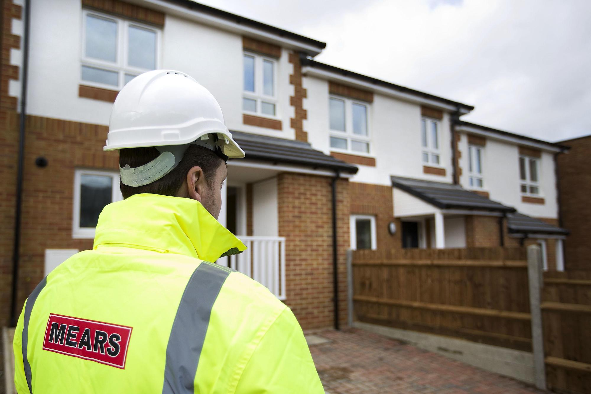 Mears extends housing development presence in Scotland