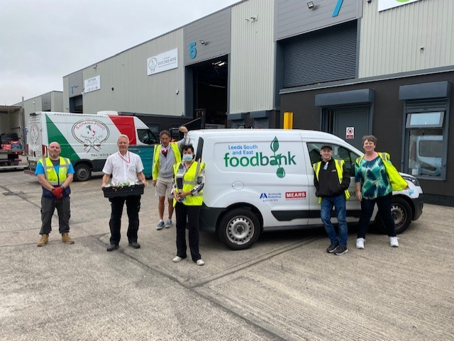 Helping Feed the Community During COVID
