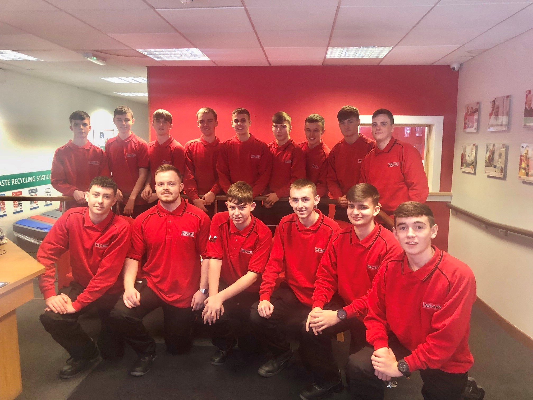 Mears to take on 20 apprentices in North Lanarkshire