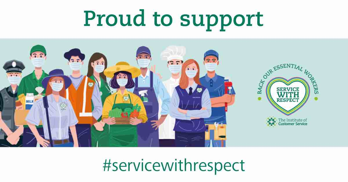 Mears Proud to Support the 'Service with Respect' Campaign