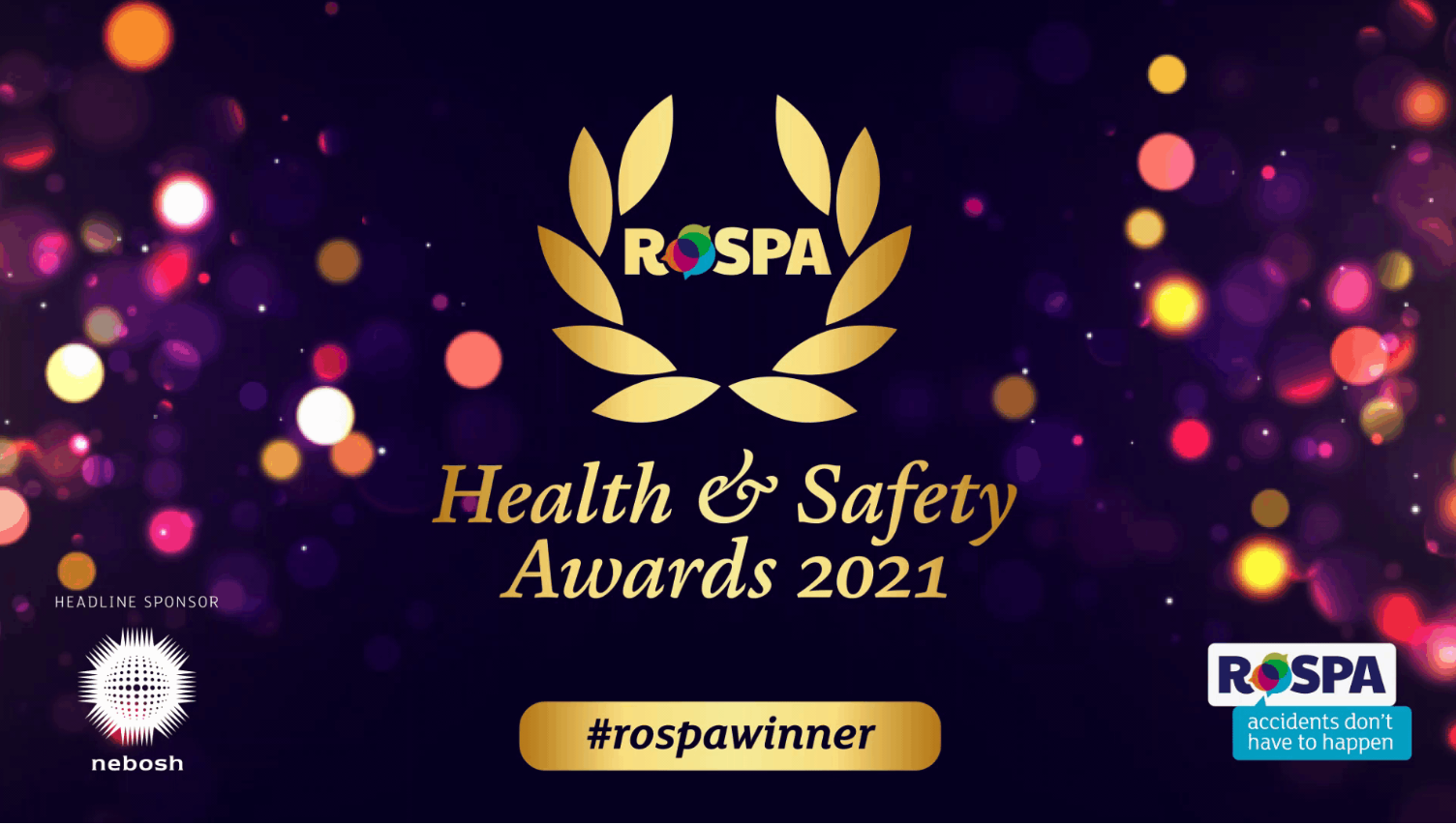 Mears Awarded the RoSPA Order of Distinction (19 consecutive Golds) Award for Health and Safety Performance
