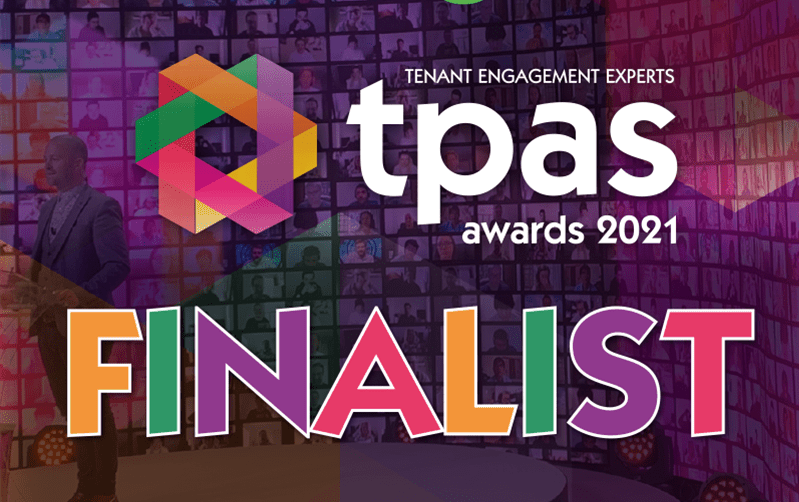 Mears has been shortlisted for the prestigious TPAS Awards in recognition of our innovative and unique approach to tenant engagement.