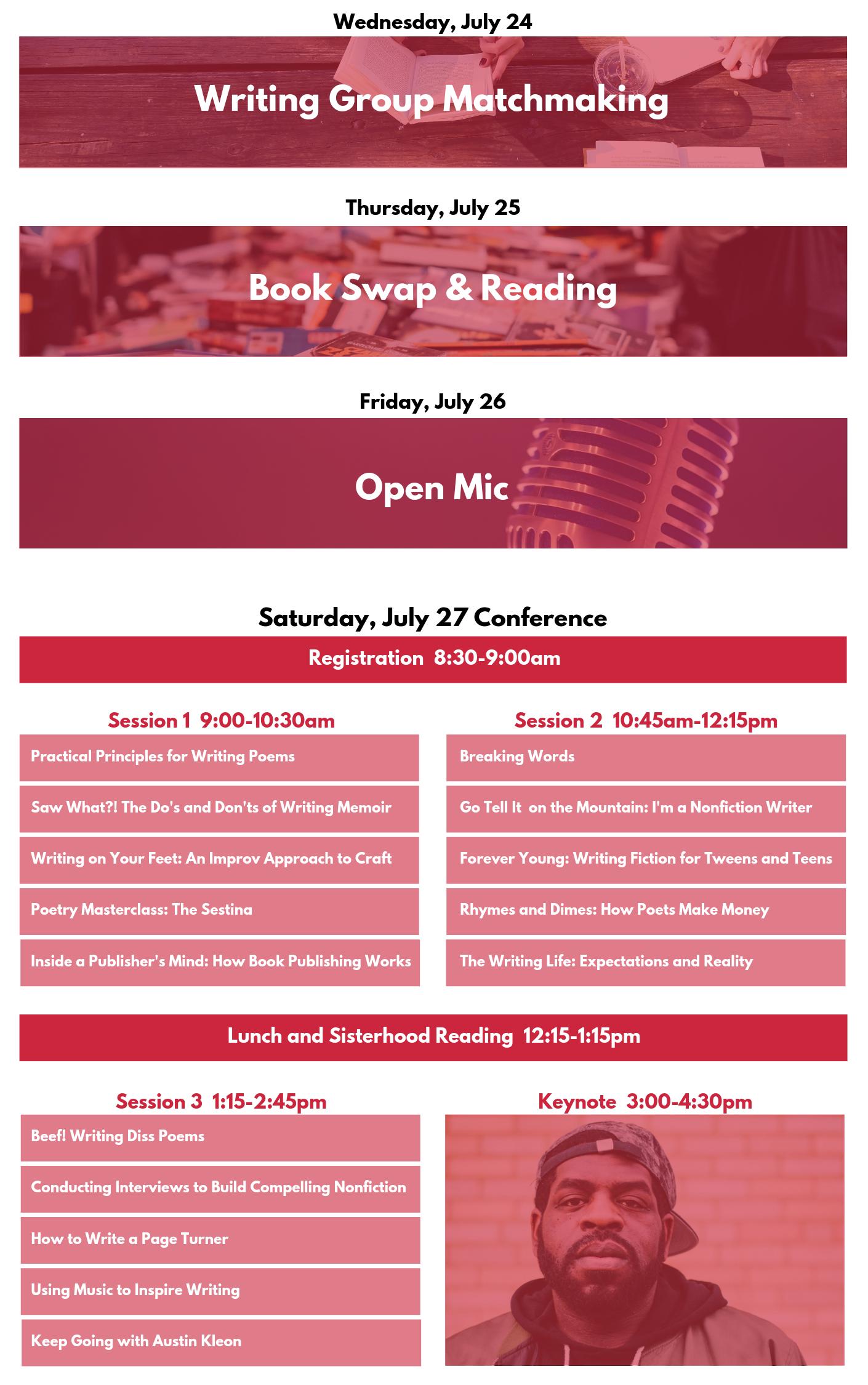 Cleveland Inkubator - Events & Programs | Literary Cleveland