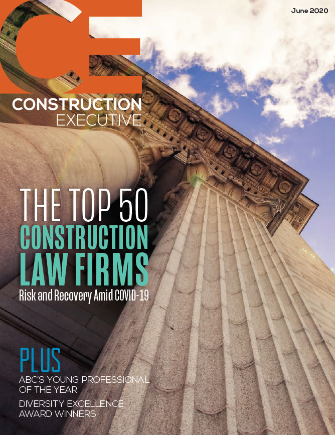 For the Second Consecutive Year, HPW  Ranked Among Elite In Construction Industry Law Firm Rankings