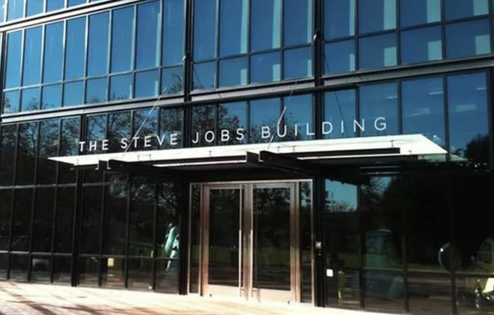 The Steve Jobs Building at Pixar Animation Studios