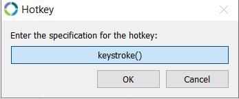 keystroke synergy