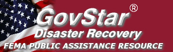 GovStar Disaster Recovery a FEMA Public Assistance Resource