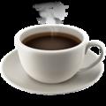 Coffee cup emoji