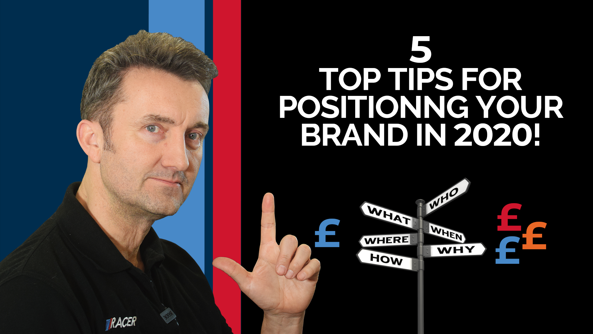 5 Top Tips for Positioning Your Brand in 2020!