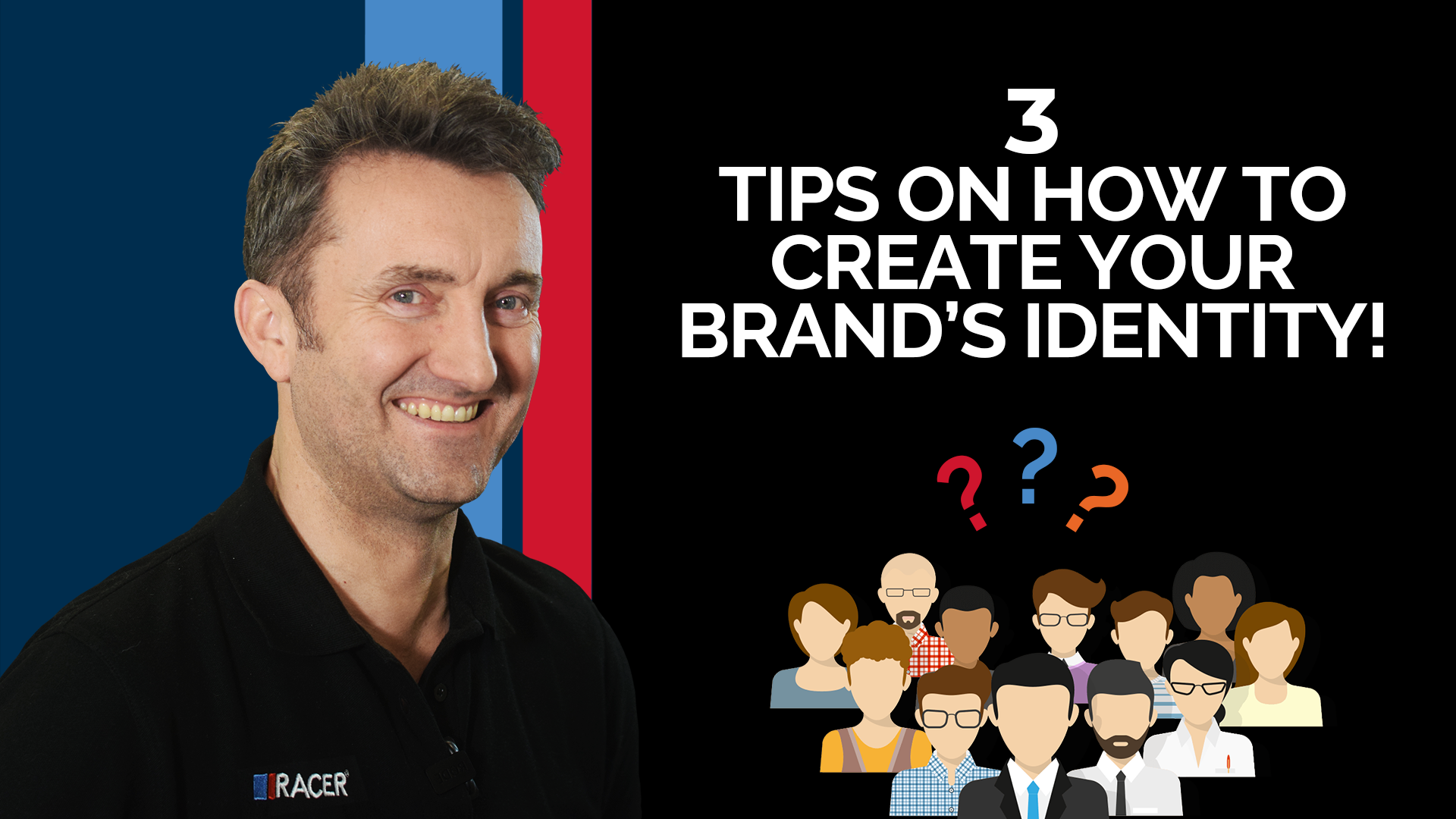 3 Tips on How to Create Your Brand's Identity!