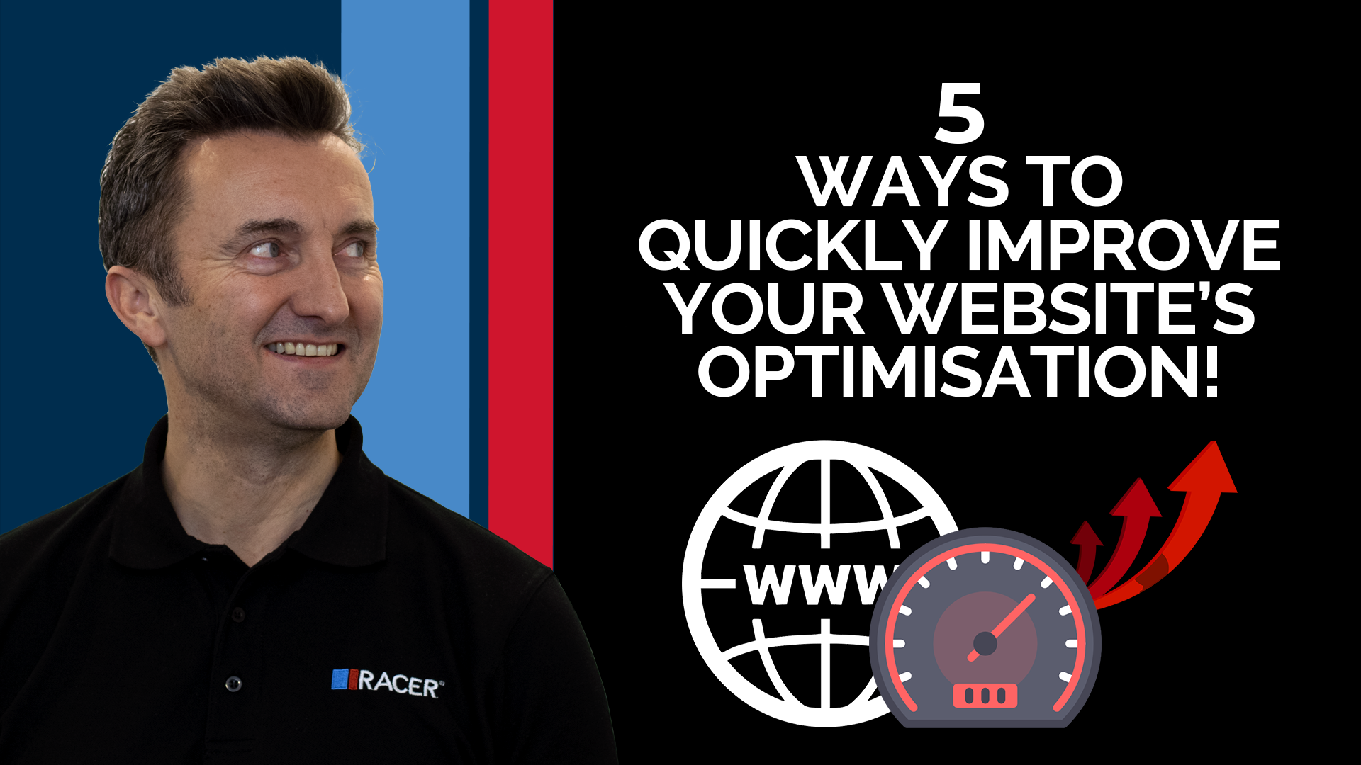 5 Ways to Quickly Improve Your Website's Optimisation! (Load Speed)