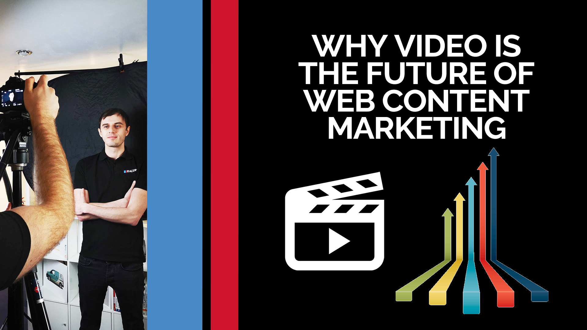 Why video is the future for web content marketing