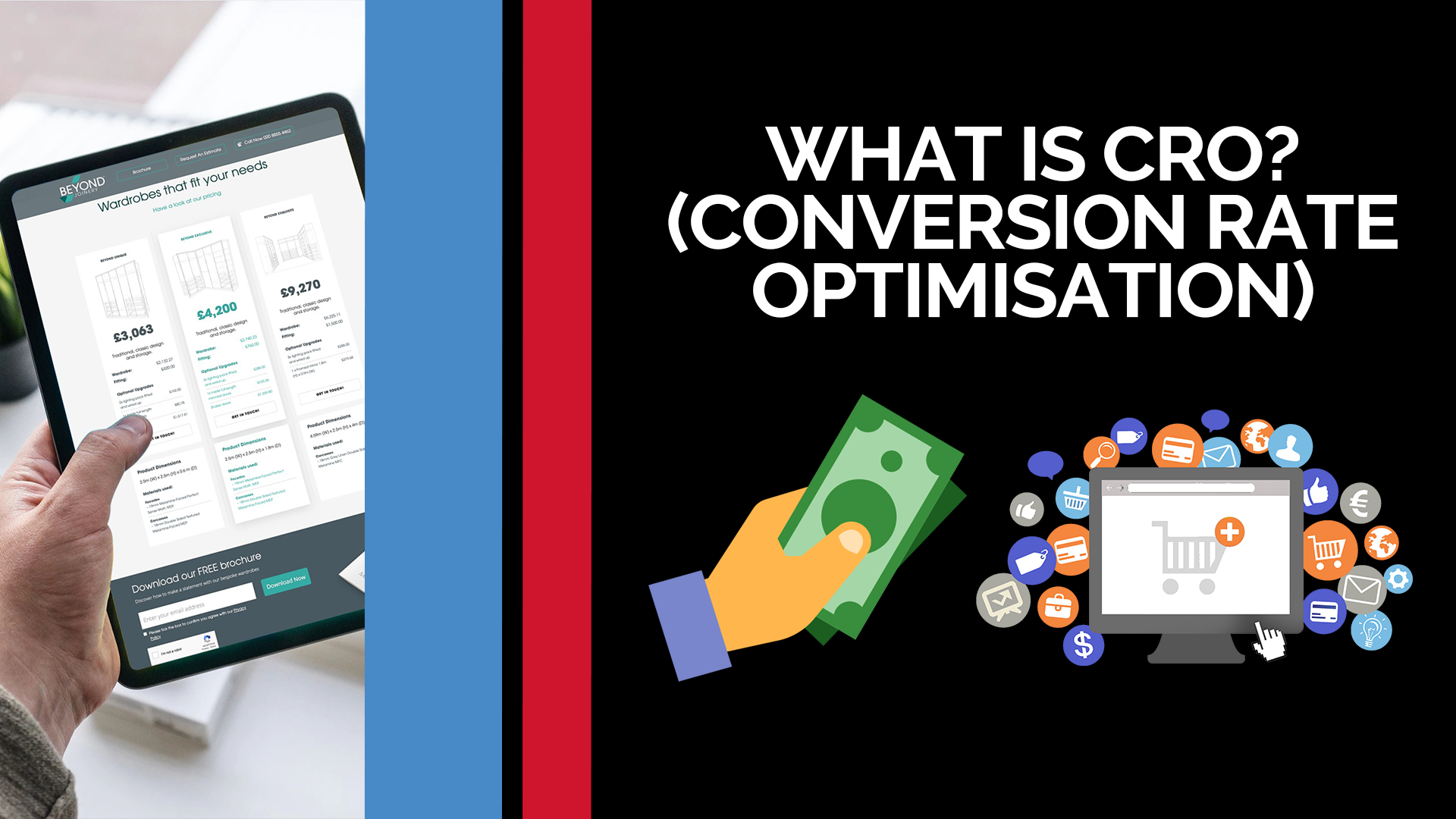 What is conversion rate optimisation?