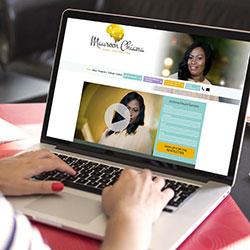 maureen web site