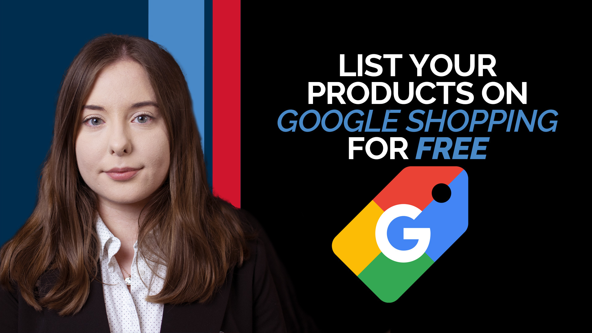 List your Products on Google Shopping for Free