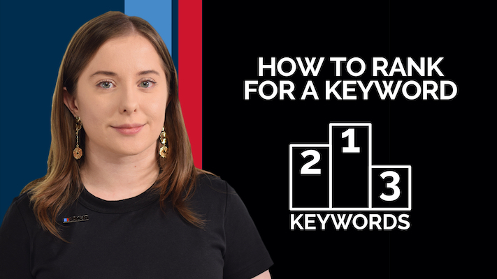 How do I Rank for a Keyword?