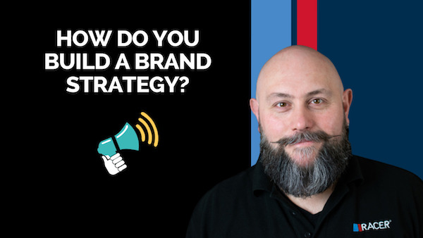 How do you build a brand strategy?