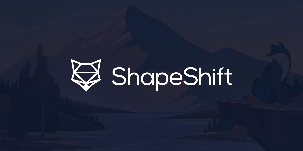 exchange or shapeshift cryptocurrency