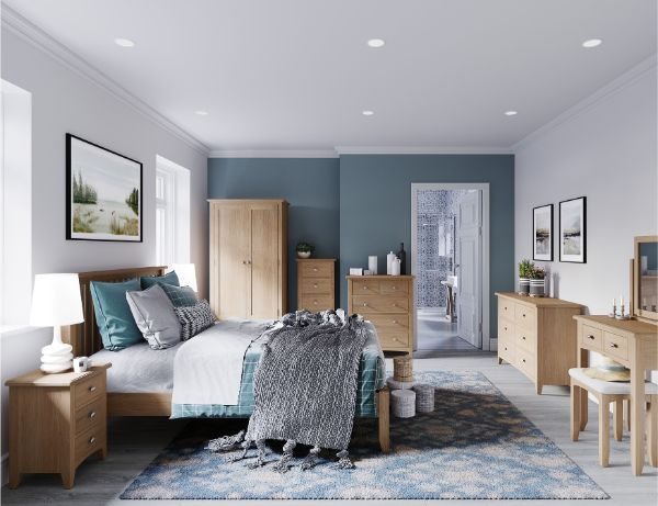 Kettle Interiors - GARTON - Bedroom