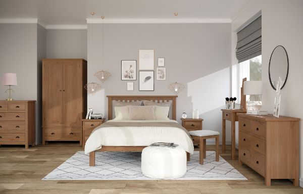 Kettle Interiors - RAYWELL OAK - Bedroom