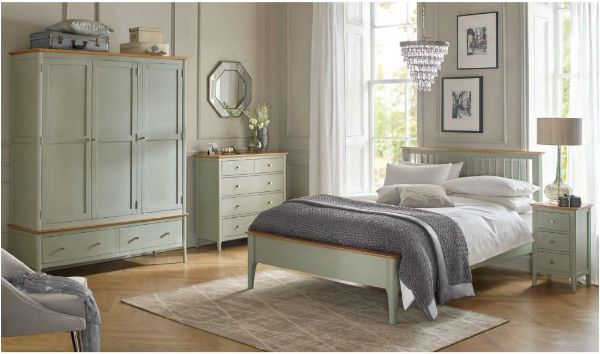 Heritage - HENLEY FRENCH GREY - Bedroom
