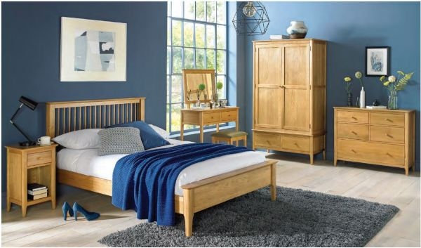 Heritage - HENLEY OAK - Bedroom