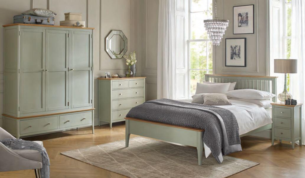 Heritage - HENLEY PAINTED - Bedroom