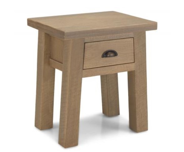 ALBERT Lamp Table With Drawer