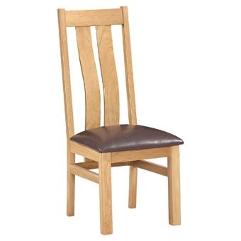 Dorchester Oak Arizona Chair