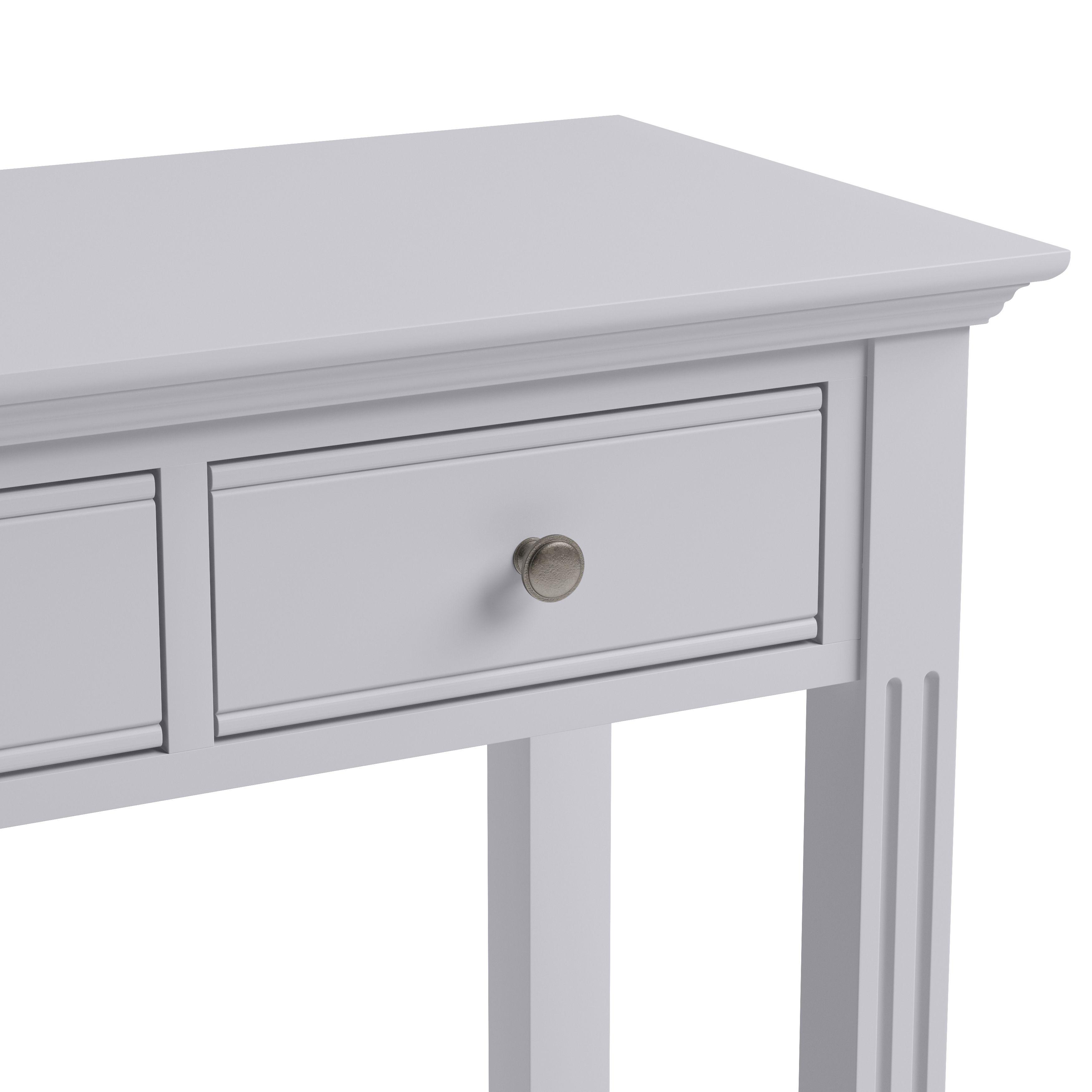 EIFFLE GREY - Dressing Table