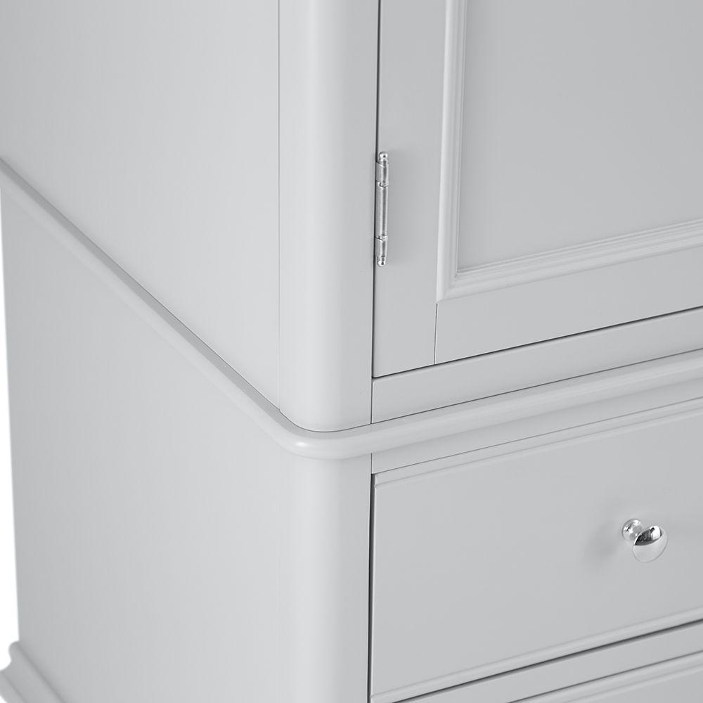 MAINE - 2 Door 3 Drawer Wardrobe