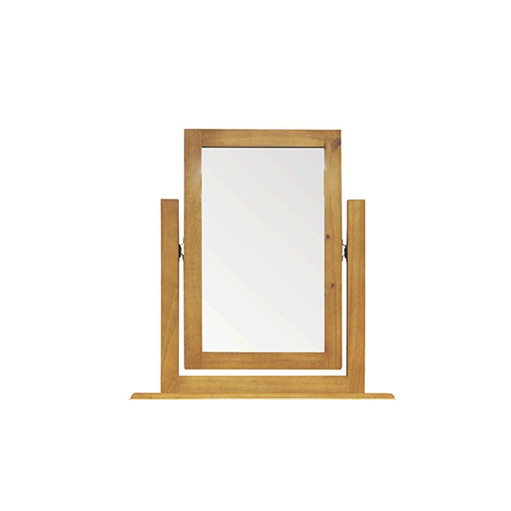 CHUNKY PINE Vanity Mirror