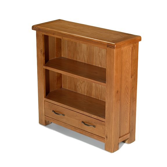SHERWOOD Low Bookcase with Drawers