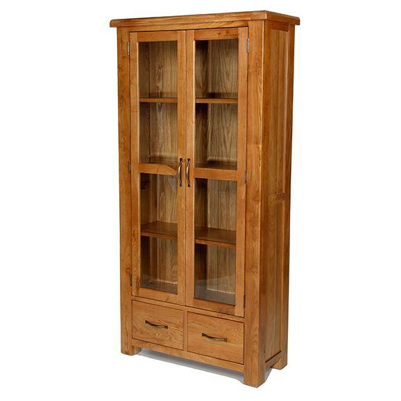 SHERWOOD Glazed Display Cabinet