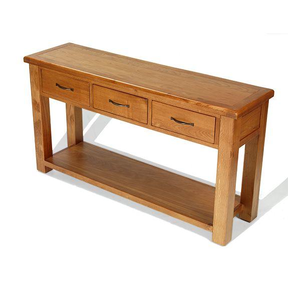 SHERWOOD Large Console Table