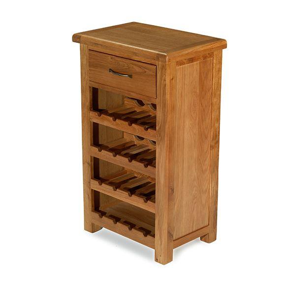 SHERWOOD Small Wine Cabinet