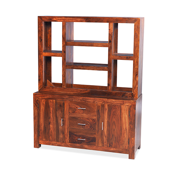 KUBA Multishelf Dresser