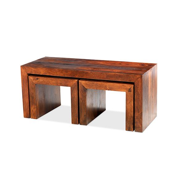 KUBA Long John Coffee Table
