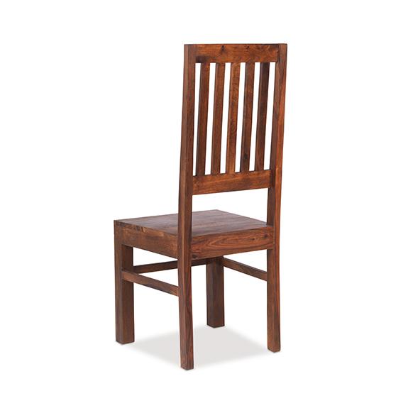 KUBA High Back Slat Chair