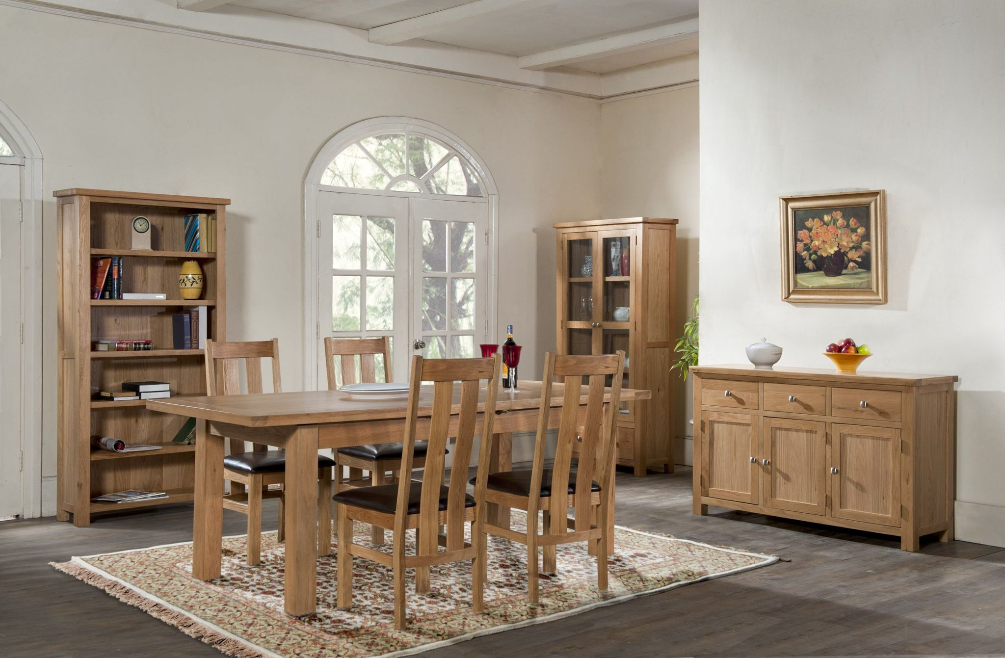 Devonshire Pine - DORCHESTER OAK - Living & Dining