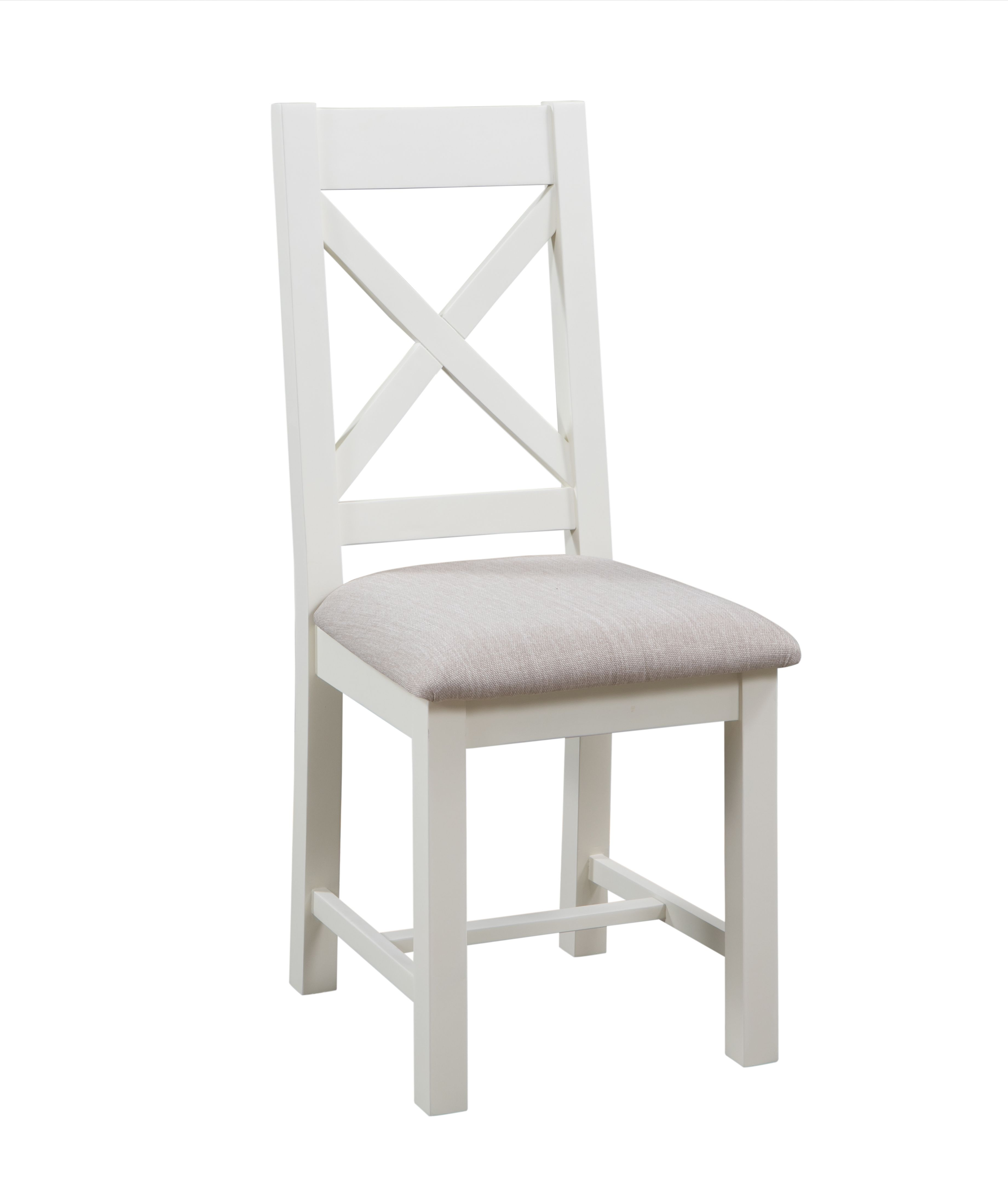 DORCHESTER PAINTED Cross Back Dining Chair