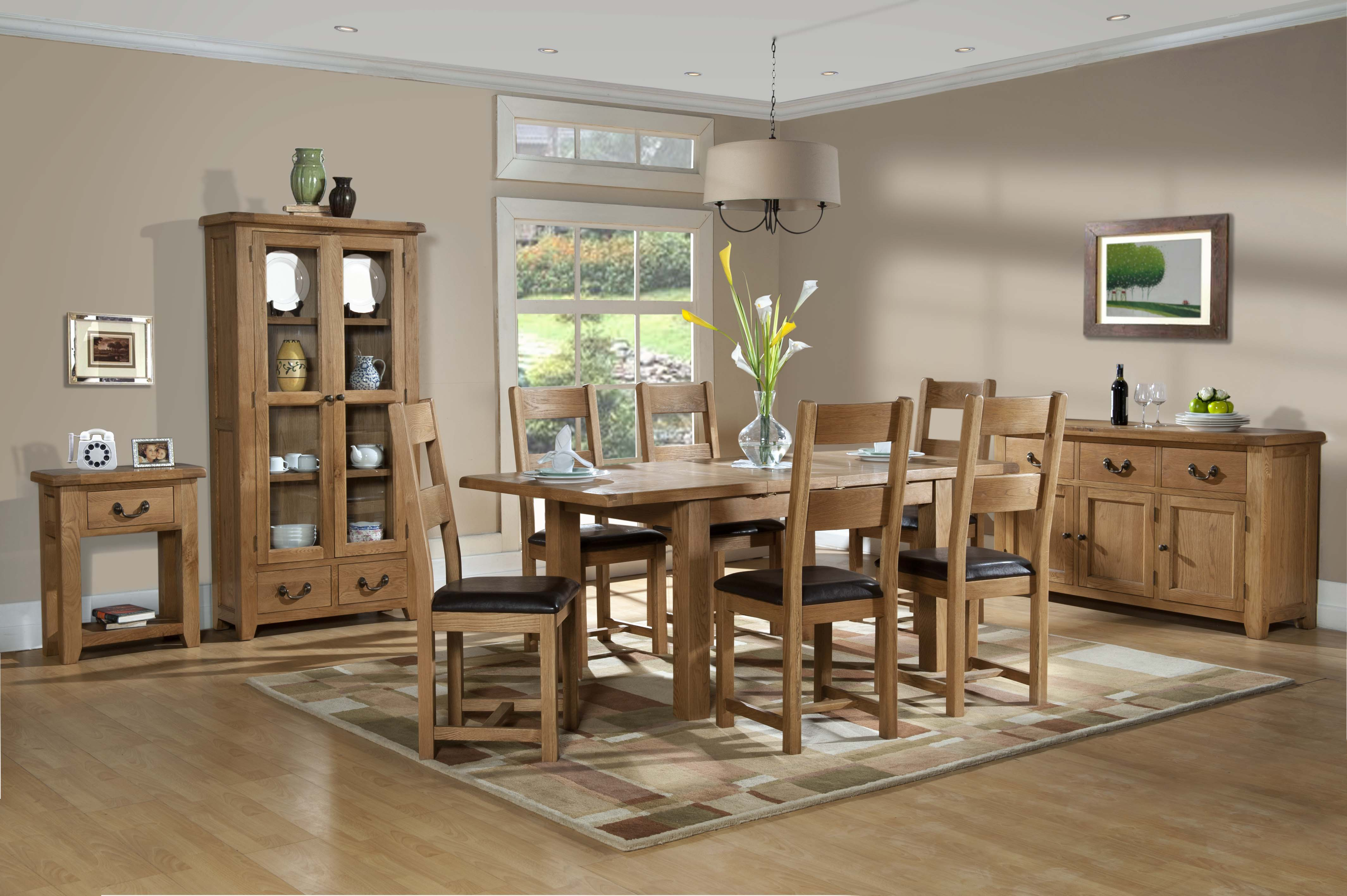 Devonshire Pine - SUMMERFIELD - Living & Dining