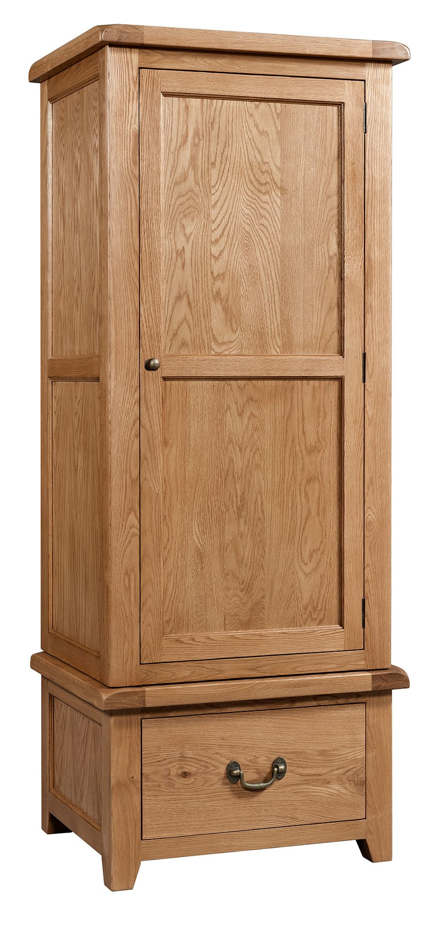 SUMMERFIELD Single Wardrobe with 1 Drawer