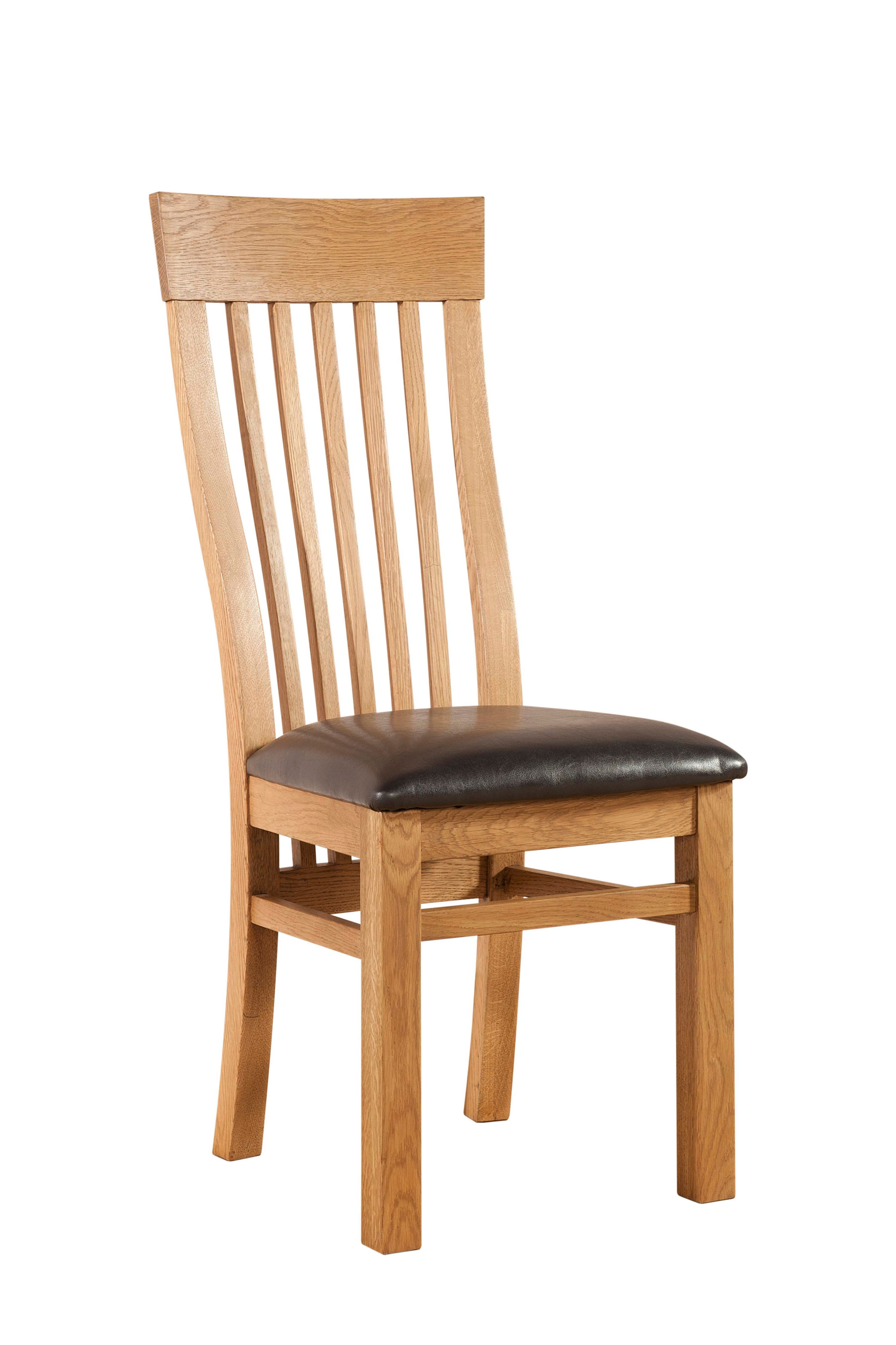 SUMMERFIELD Curved Back Dining Chair