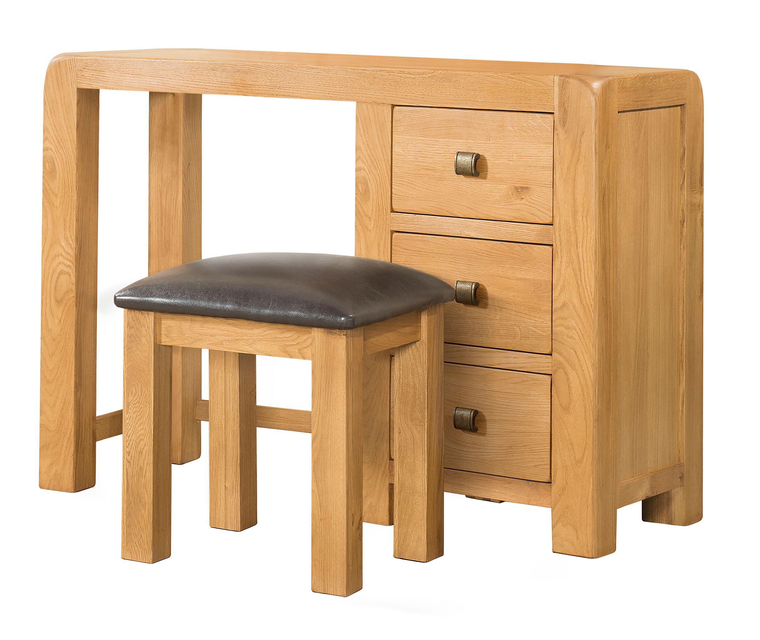 DAVENPORT Dressing Table & Stool