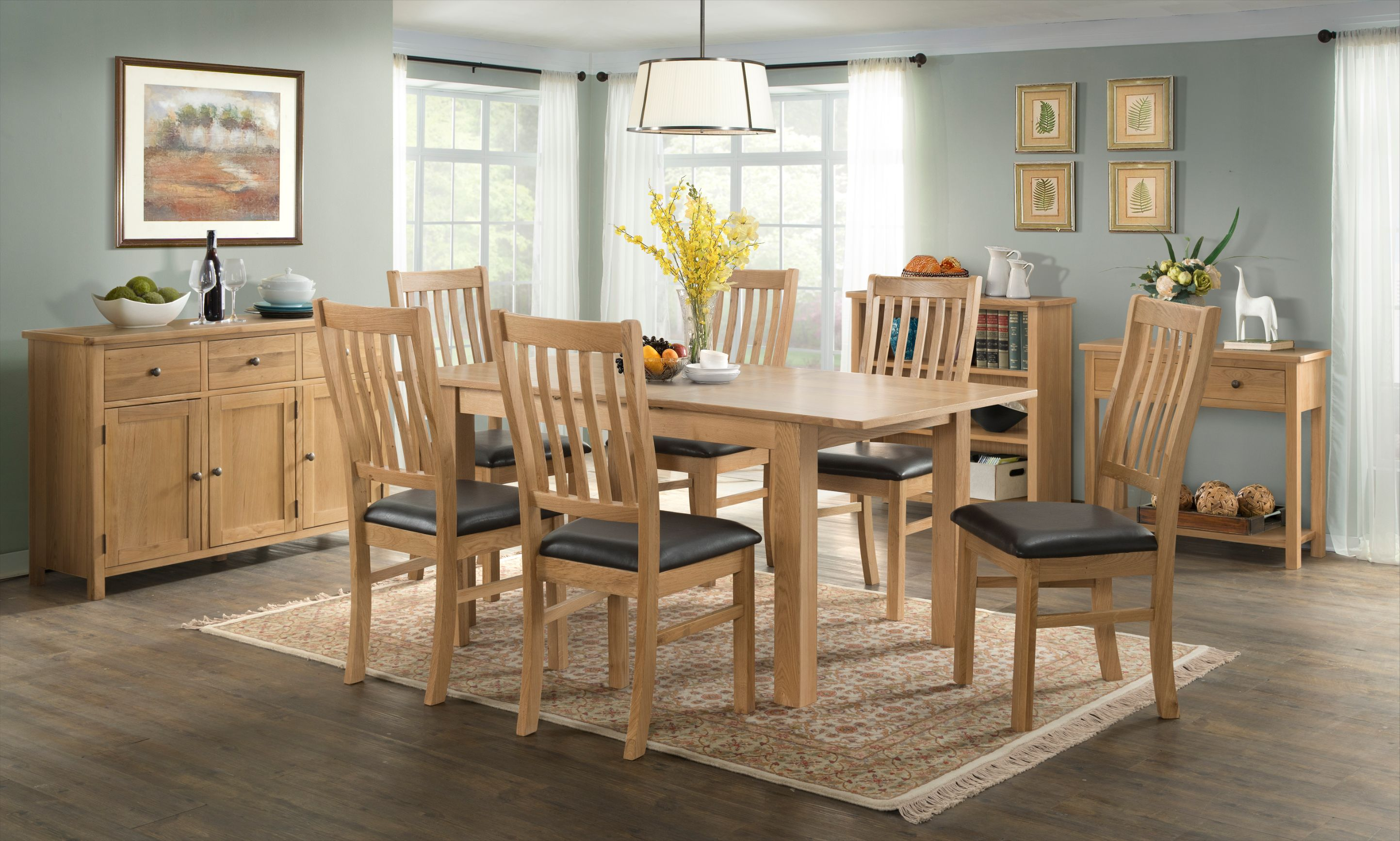 Devonshire Pine - BROUGH OAK - Living & Dining