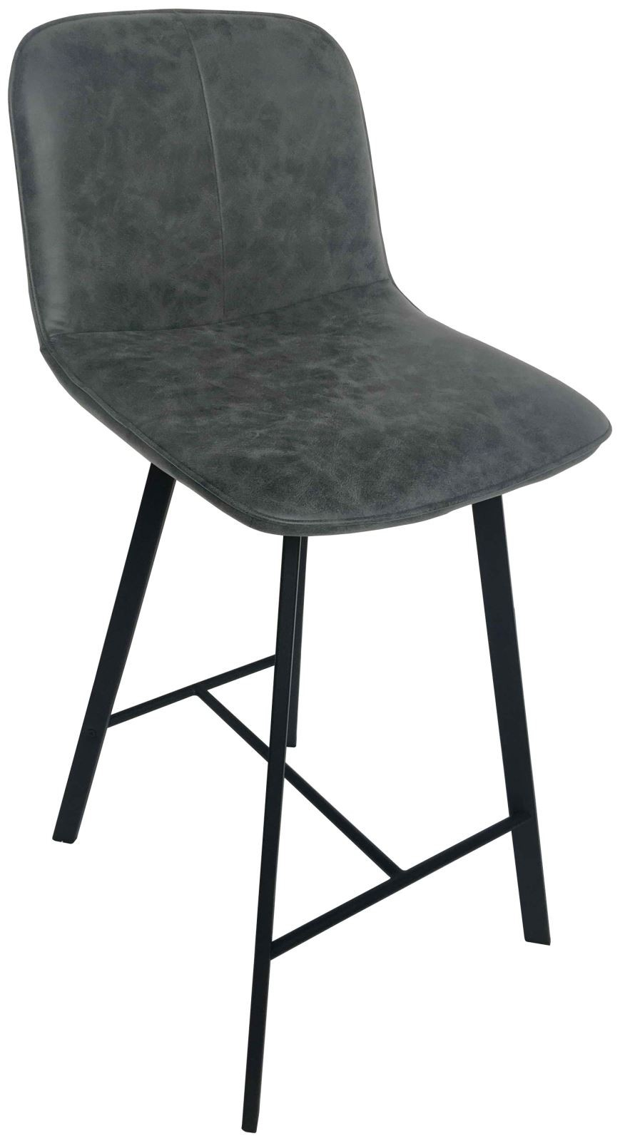 TORONTO Bar Stool - Grey